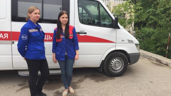 Волгоградские медики были на месте взрыва на Университетском уже через две минуты