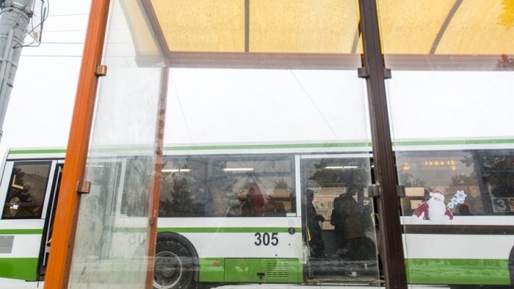 В ростовских автобусах ввели безналичный расчет
