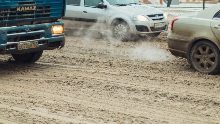 Сбережем дороги: в Самаре ограничат движение грузового транспорта