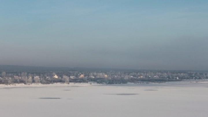 В Прикамье водителю снегохода грозит шесть лет колонии за гибель пассажира, утонувшего в ледяной Каме