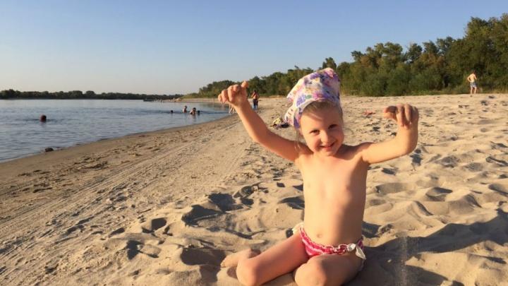 Прочь от жары: где бесплатно и безопасно искупаться ростовчанам