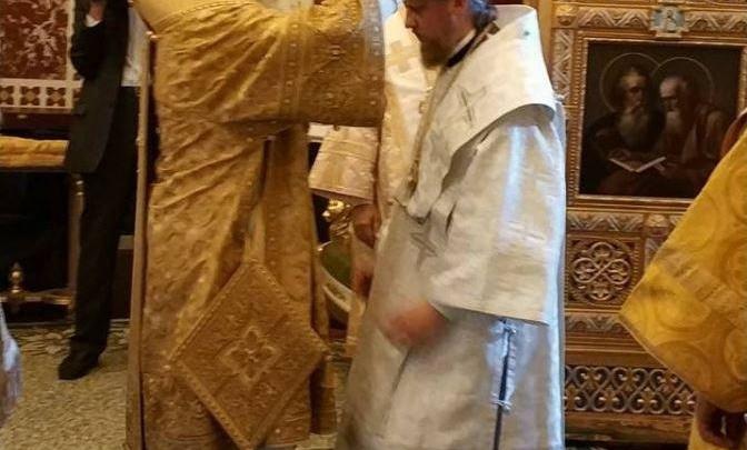 Помощник митрополита Германа едет в Волгоград в новом сане