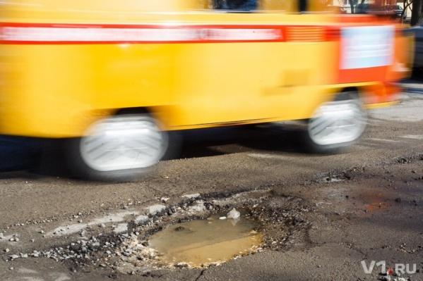 Финансирование дорожного фонда сократят в 1,8 раза
