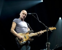 Sting выступит в Екатеринбурге