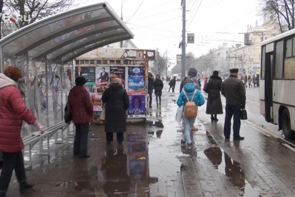 Остановка на площади Карла Маркса - для кого это сооружение?