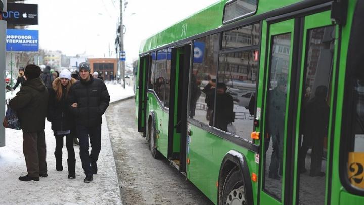 Семь маршрутов общественного транспорта не будут останавливаться у совмещенного моста