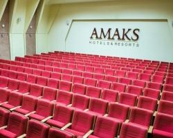 «АМАКС Конгресс-отель» предлагает для деловых встреч четыре зала