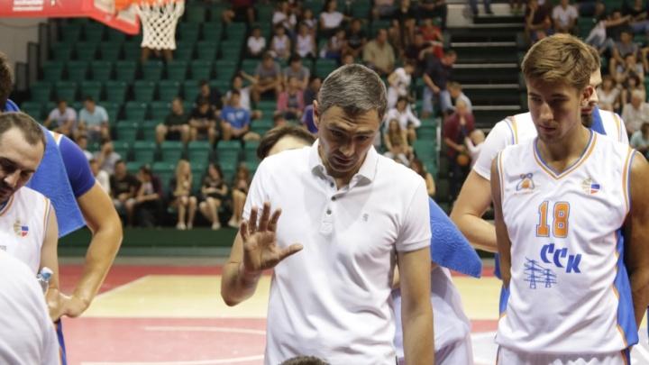 Самарские баскетболисты отправились на тренировочный сбор в Латвию