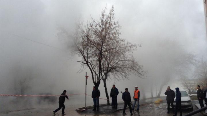 На «Тепло Тюмени» и УТСК завели дела из-за массового порыва теплосетей во время городских испытаний