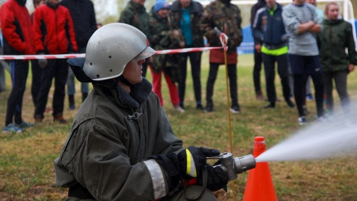 150 холмогорских школьников научат справляться с чрезвычайными ситуациями