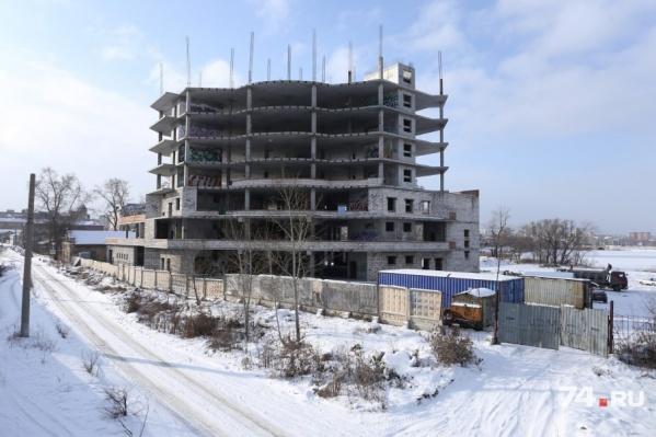 История долгостроя в центре Челябинска сдвинется с мёртвой точки