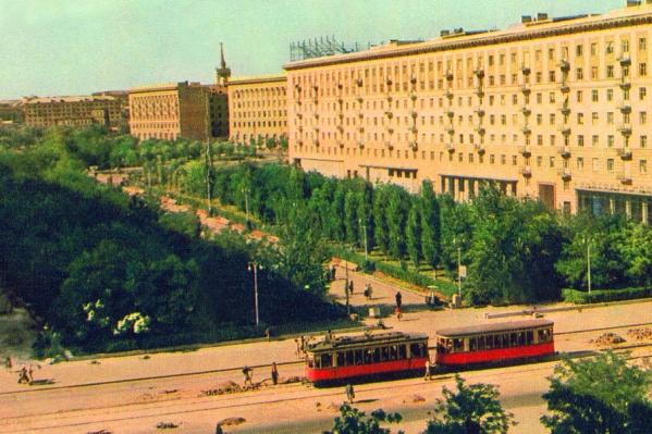 Вспомнить о прошлом городского транспорта можно только по старым фотографиям