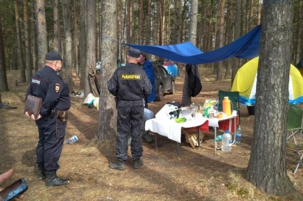 За разведение костров в Ярославской области людей будут штрафовать