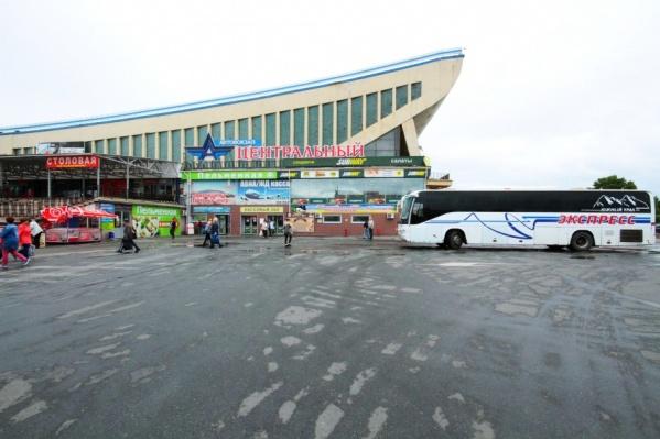 Новое здание вокзала должно будет соответствовать всем федеральным требованиям