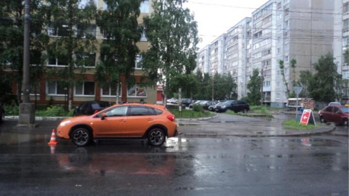 Двое пешеходов были сбиты на дорогах Архангельска