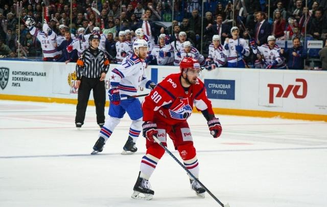 Без права на ошибку: сегодня «Локомотив» проведет решающую встречу со СКА