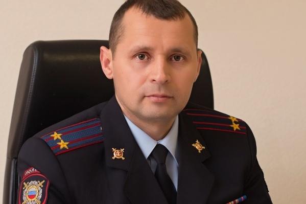 Сергей Кулагин знаком эльмашевцам, он руководил отделом полиции № 14.