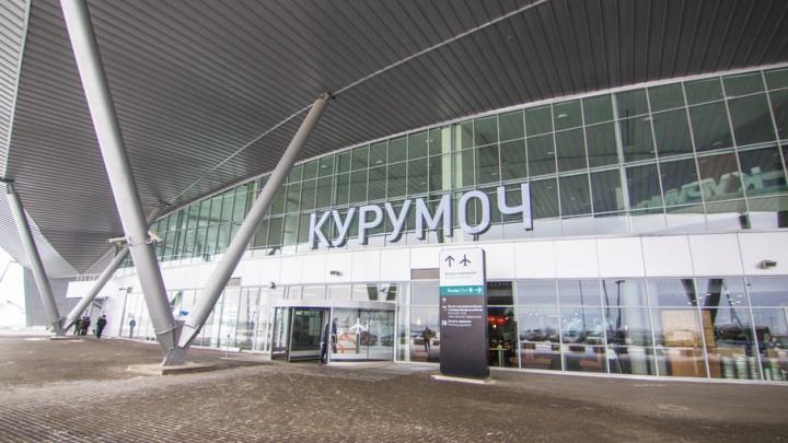В Самаре вновь задерживают вылет самолета в Симферополь