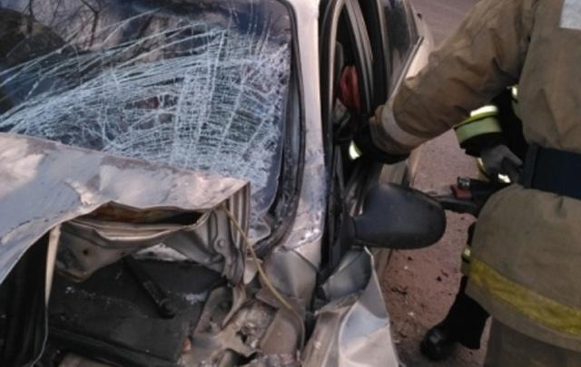 В Ярославле произошло жуткое ДТП с грузовиком