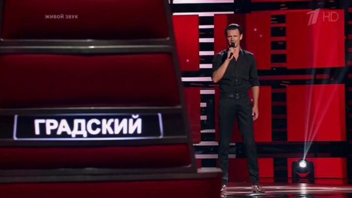 Талантливый актёр из Рыбинска пробился в очередной этап шоу «Голос»