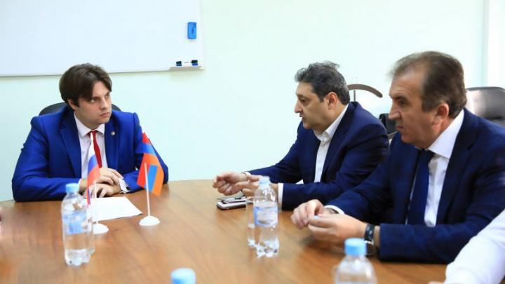 В Архангельске хотят открыть торговый дом Армении