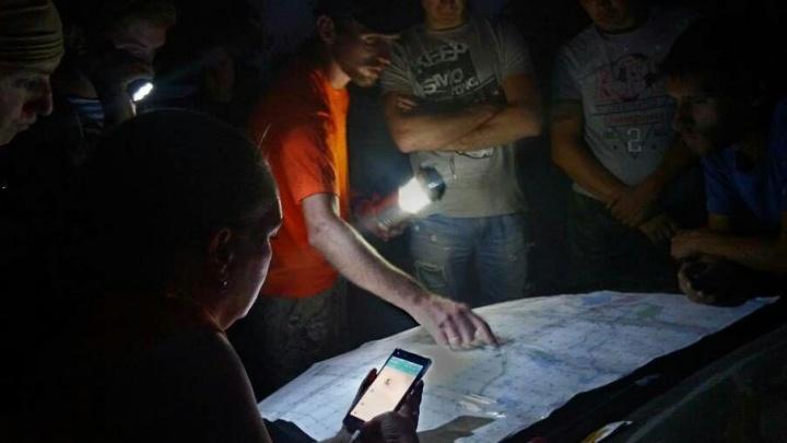 Поисковики из «Лиза Алерт Юг» объявили мобилизацию полуночников