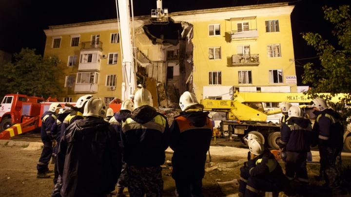 Пострадавших при взрыве дома в Волгограде решили не отправлять в Москву