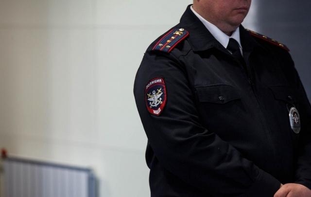 Тюменца, ударившего полицейского кулаком, оштрафовали на 35 тысяч рублей