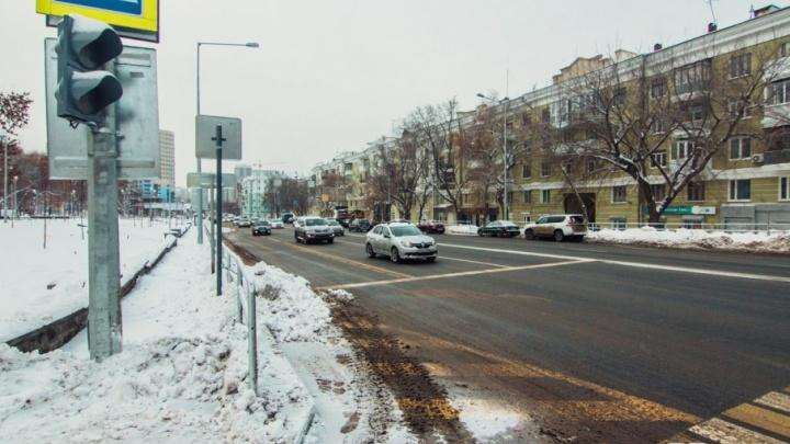 Министр Пивкин рассказал, почему поворот с Ново-Садовой на Первомайскую получился таким неудобным