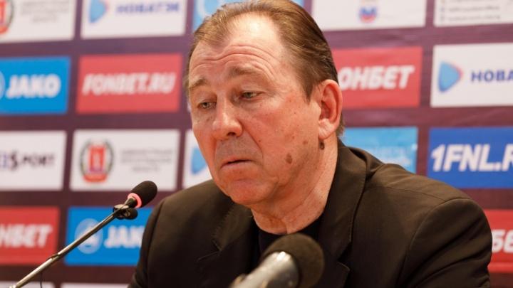 Тренер клуба «Ротор-Волгоград»: два мяча — грубейшая ошибка наших защитников