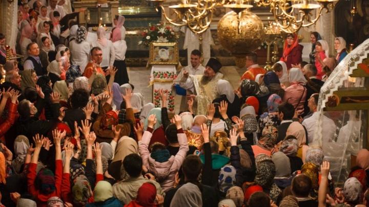 Где освятить куличи: расписание пасхальных богослужений в Тюмени