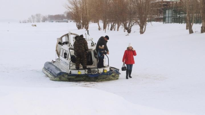 Переправу по маршруту Самара — Рождествено возобновят с 26 декабря