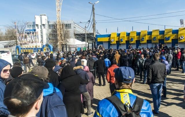 Стадион «Олимп-2» после ЧМ-2018 будет носить имя Виктора Понедельника