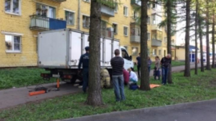 В Рыбинске «Газель», сдавая назад, задавила женщину