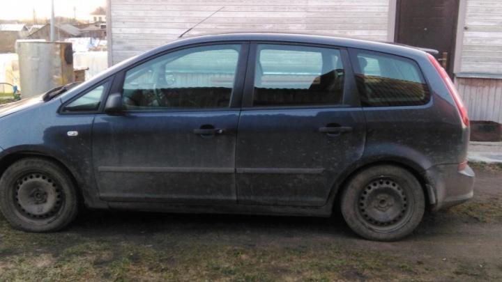 В День Победы в Шенкурске пьяный водитель иномарки сбил пожилую женщину