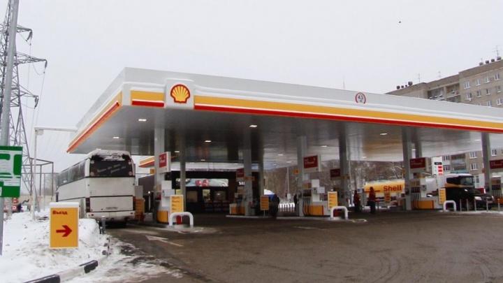 Концерн Shell открыл первую АЗС в Самаре