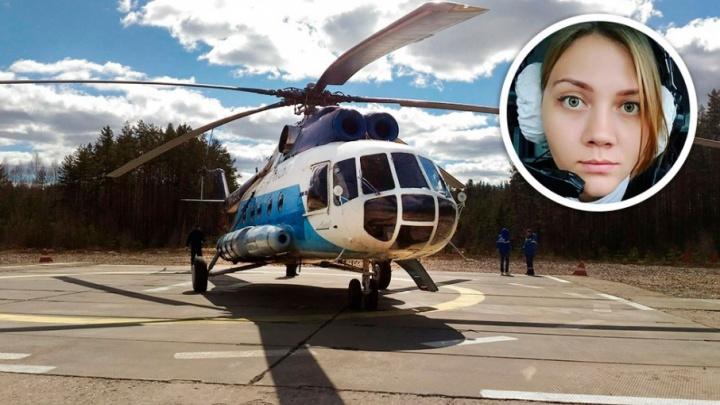 «В сильный ветер швыряет, как консервную банку»: 23-летняя девушка-пилот — о своей работе в Тюмени
