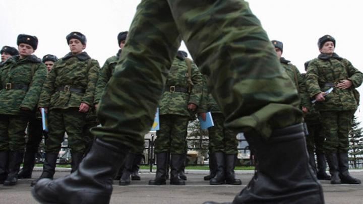 Более 1500 северян призовут в армию до 31 декабря