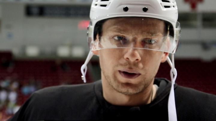 Челябинский хоккеист Евгений Кузнецов продлил контракт с «Вашингтоном»