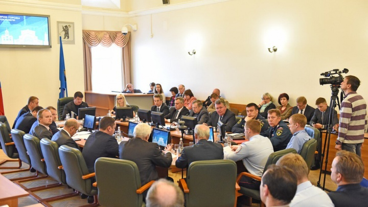 Ярославцы смогут наблюдать за чиновниками в прямом эфире