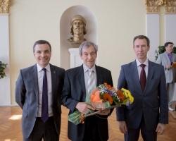 Сотрудник ЯНОСа Анатолий Каширин стал победителем конкурса «Человек труда»