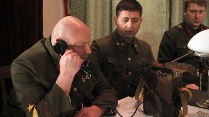 В Волгограде в четвертый раз допросят фельдмаршала Паулюса