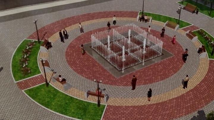 У Волгограда нет денег на открытие фонтана со светомузыкой