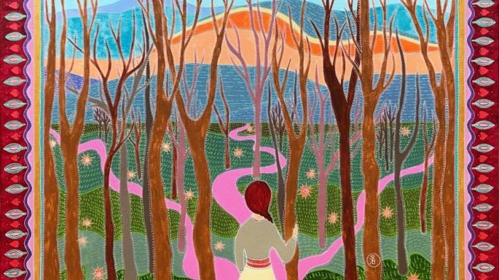 В Пермской галерее откроется выставка художницы из Барселоны, которая рисует свои сны
