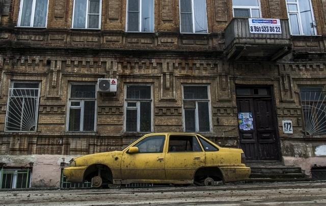 С ростовских улиц до конца марта уберут все брошенные машины