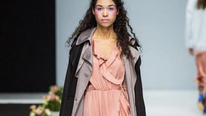 18-летняя пермячка выступила на Неделе моды в Москве