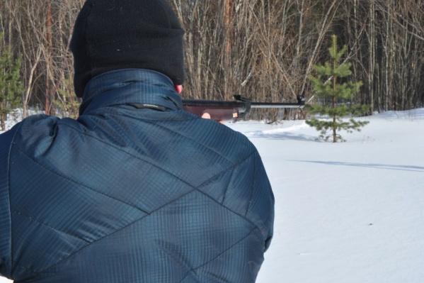 Роковой выстрел прозвучал в лесу Красноборского района