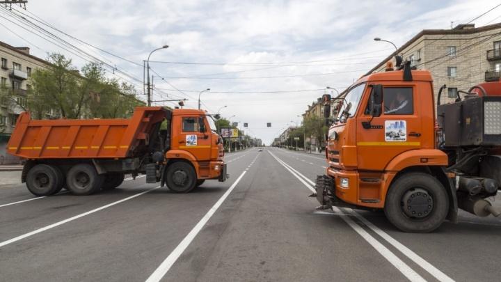 В Волгограде забег и демонстрация закроют Первую и Нулевую Продольные