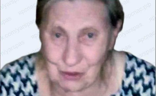 В Ярославской области ищут пропавшую в День Победы пенсионерку