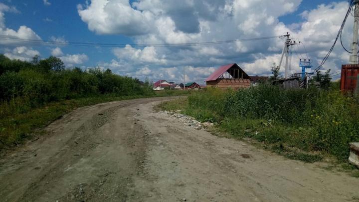 Тюменским дачникам отремонтируют дороги